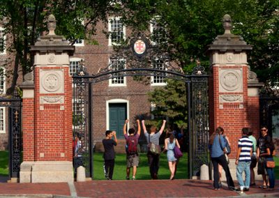 Brown University - Providence, Rhode Island