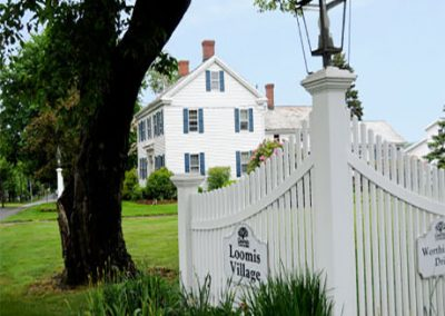 Loomis Village, South Hadley Massachusetts
