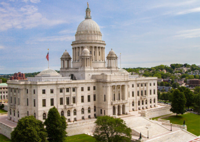 Rhode Island Statehouse, Providence Rhode Island
