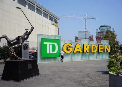 TD Garden Boston, Boston Massachusetts