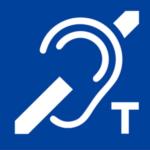 Installed Hearing Loop Symbol