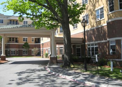 Newbury Court, Concord Massachusetts