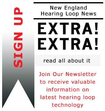 Subscribe to receive valuable information on latest hearing loop technology.