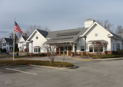 Ruth Anne Bleakney Senior Center, Milford Massachusetts