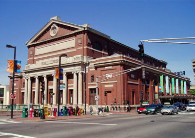 Boston Symphony Hall, Boston Massachusetts
