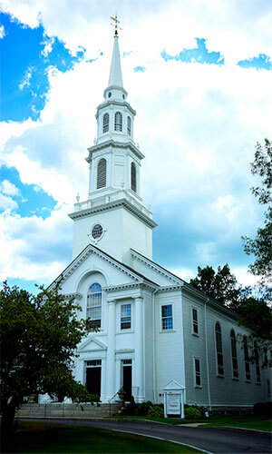 Trinitarian Congregational Church - Concord, Massachusetts