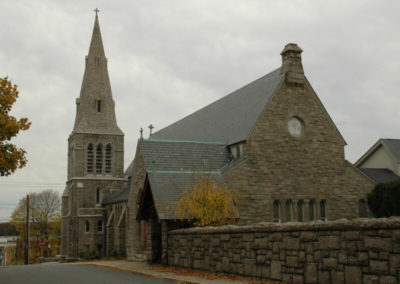 St. Lukes Church - East Greenwich, Rhode Island