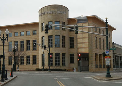 Worcester Public Library - Worcester, Massachusetts